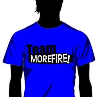 TeamMoreFire Shirt (GREEN)