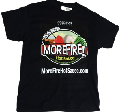 I Got That Fire! T-Shirt - Box block